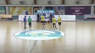 Мини футбол в школу Финал ЦФО г Щелково 2001 02 гг р