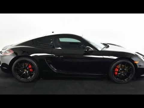 Used 2015 Porsche Cayman Atlanta Alpharetta, GA #P14130B