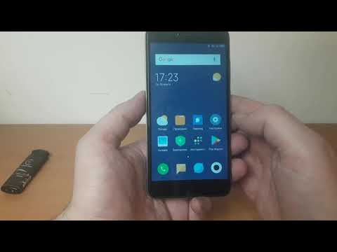 FRP! Xiaomi Redmi Note 5A Miui 10.2. Сброс гугл аккаунта. Без ПК.