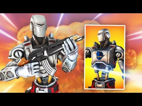 *NEW* HUNTING PARTY SKIN - A.I.M SKIN - 15 Elims