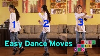 3 Easy Dance Moves | Full-Time Kid | PBS Parents