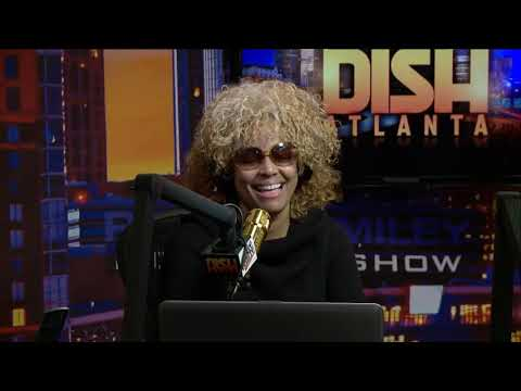 """Kim Fields On """"The Rickey Smiley Morning Show"""" (2018)"""