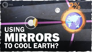 Could Space Mirrors Cool The Globe? | Hot Mess