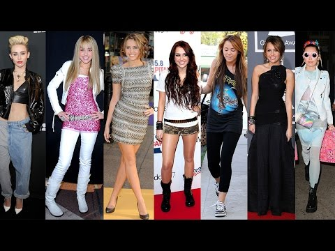 Miley Cyrus Awesome Outfits Fans Never Forget