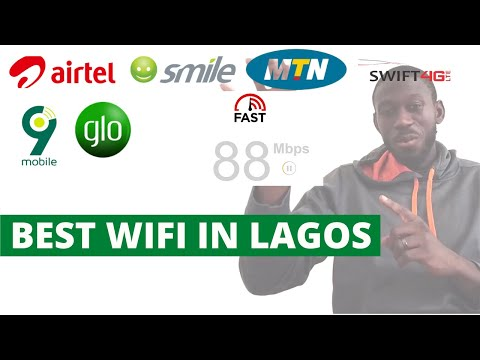 THE FASTEST WIFI IN LAGOS, NIGERIA (Island)   ALL YOU NEED TO KNOW FOR WIRELESS INTERNET IN NIGERIA