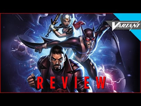 One Shot: Justice League Gods & Monsters REVIEW!