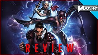Download Video One Shot: Justice League Gods & Monsters REVIEW! MP3 3GP MP4