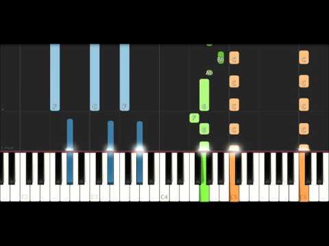 Halsey ft Quavo - Lie (Piano Tutorial)
