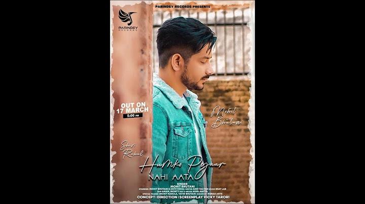 humko pyaar nahi aata  beat lab  mohit bhutani vicky tarori  addi kalyan  shivi  hindi song