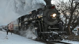 Ride the Real Polar Express