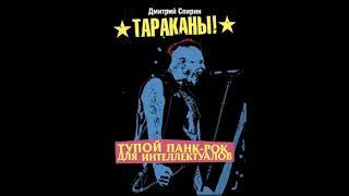 Аудиокниги Дмитрий Спирин-Тупой панк-рок для интеллектуалов