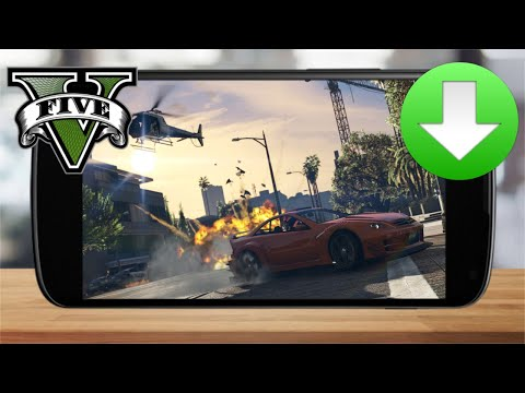 How To Play GTA 5 On Android Phone + Download Link