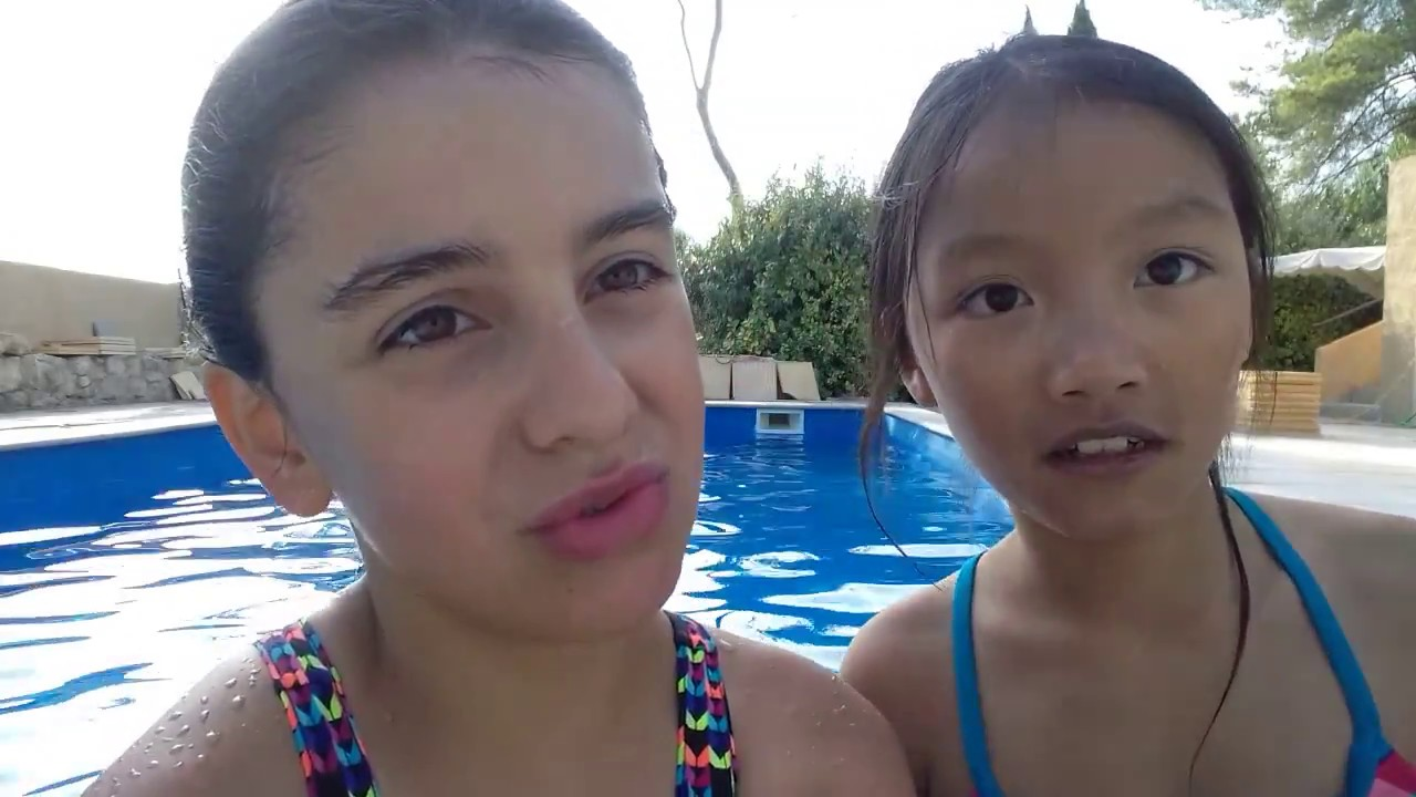 Cap ou pas cap piscine youtube for Caps uqtr piscine