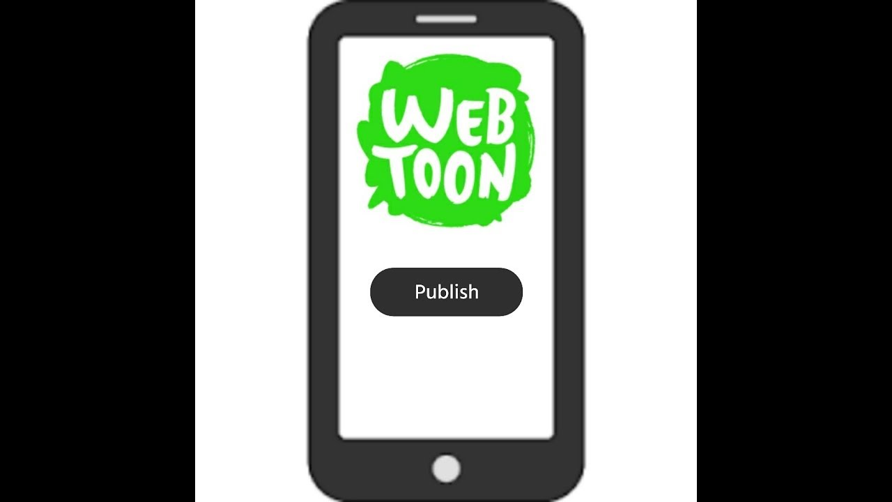 How To Publish to Webtoon with Mobile Phone | For People Who Had a Problem  With my Previous Tutorial