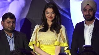 Kajal Agarwal Launches Her Own Mobile App