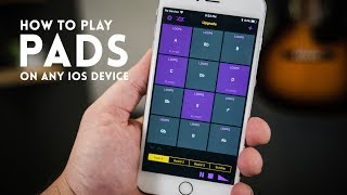 How to play Pads in any iOS device with crossfading (Soundboard Studio Lite)