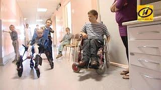 Эффективный метод лечения детского церебрального паралича освоили белорусские медики(, 2014-09-12T18:46:11.000Z)
