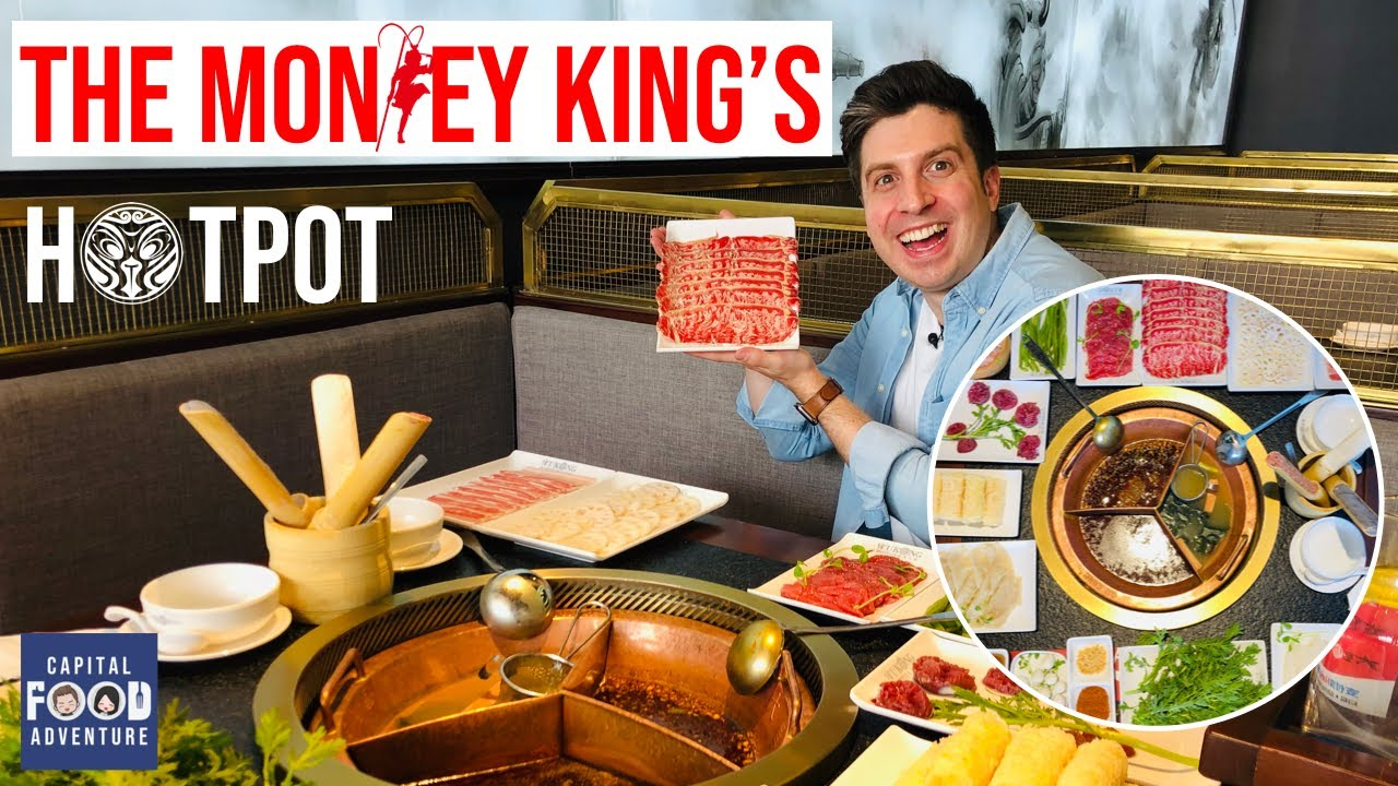 Wukong Hot Pot - Home of the Monkey King