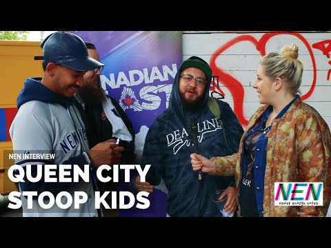 INTERVIEW | Queen City Stoop Kids talk band tattoos + open mics at The Great Escape 2016