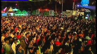 Aok Sokunkanha@Kompong Saom Live On MYTV 30.12.14[S2]