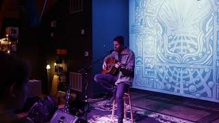 """Jonathan Wilson """"There's A Light"""" Live @ Grimey's 2/18/19"""