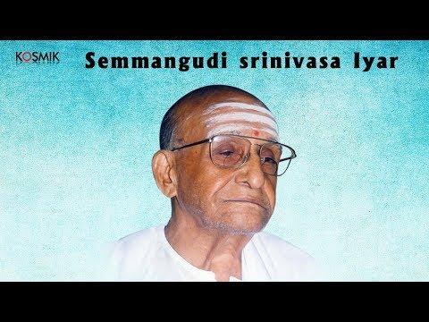 Semmangudi Srinivasa Iyer Mp3