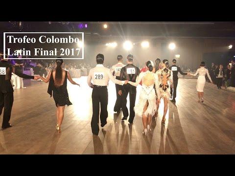 Trofeo Colombo Latin Final 2017