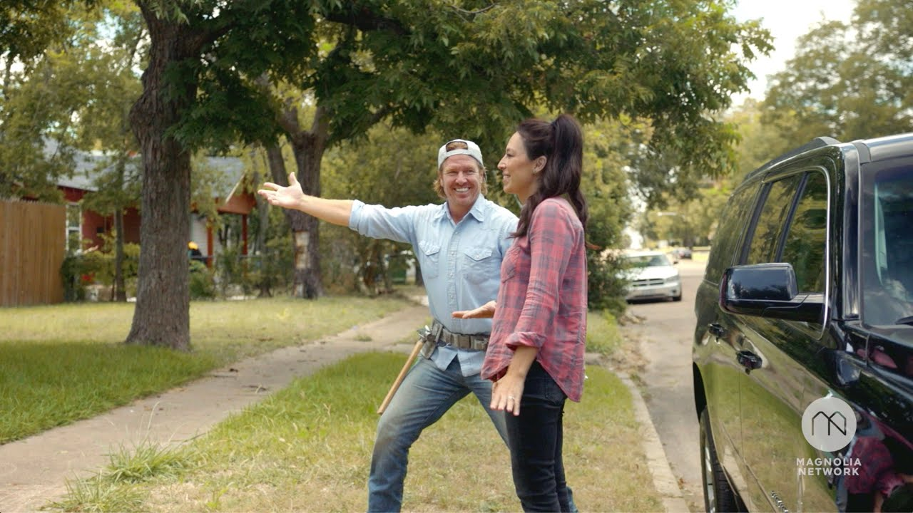 FIXER UPPER IS COMING BACK!