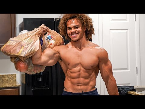 What I Eat To Lean Bulk (Build Lean Muscle)