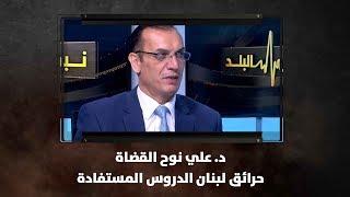 د. علي نوح القضاة  - حرائق لبنان الدروس المستفادة