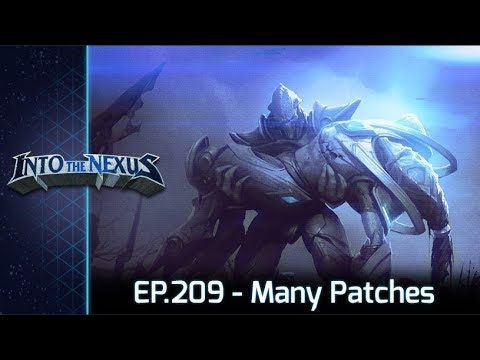 """#209 - Into the Nexus: """"Many Patches"""""""