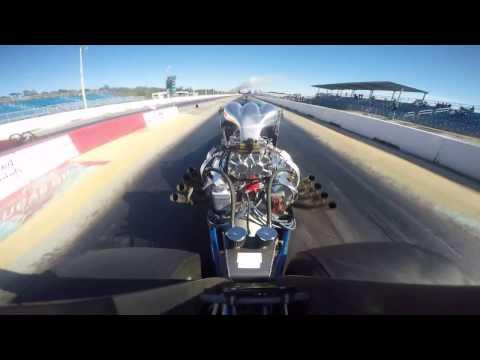 Top Dragster - No Problem Raceway Park - 6.38 @212 MPH
