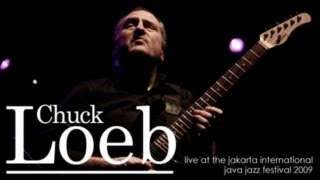"Chuck Loeb ""Mr Martino"" Live at Java Jazz Festival 2009"