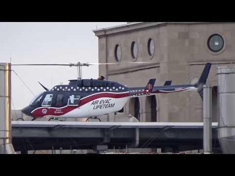 N422AE - Air Evac Lifeteam 78 Taking Off