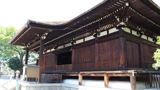 千本釈迦堂(大報恩寺)京都 / Senbonshakado Daihouon-ji Temple Kyoto /천 석가 당  교토