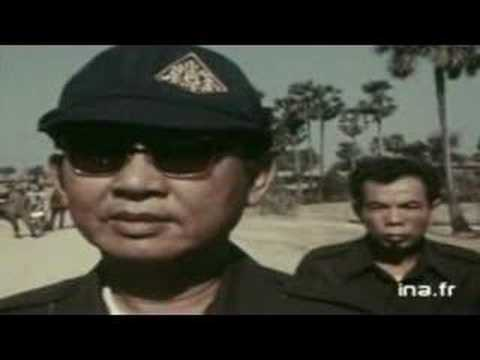 Cambodia: LON NOL INTERVIEW [FR]
