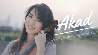 Video Akad (Payung Teduh) Violin Cover by Kezia Amelia download MP3, 3GP, MP4, WEBM, AVI, FLV Oktober 2017