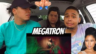 NICKI MINAJ - MEGATRON | REACTION REVIEW