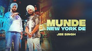 Munde New York De (Jee Singh, Satwant Dhillon) Mp3 Song Download