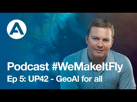 Sean Wiid: UP42 - GeoAI for all