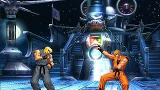(KOFM LV2 SP) Street Fighter Team VS Art Of Fighting Team