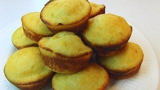 Betty's Sour Cream Corn Muffins