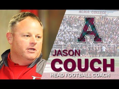 Head Football Coach Jason Couch Introduction