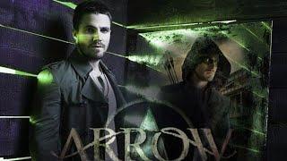 Стрела 1 сезон фан-трейлер /Arrow 1 season fan trailer
