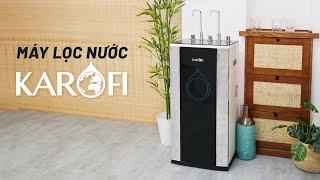 Đánh giá máy lọc nước nóng lạnh Karofi D50: tiện lợi, thông minh