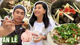 Thích Là Ăn #5 | Ngày nghỉ lễ hoành tráng của Cát - Kiều