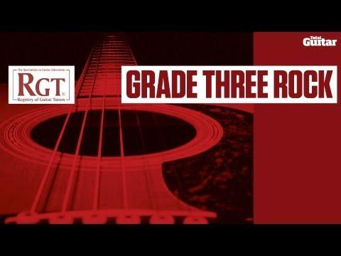 RGT Grade Three Rock - Lead improvisation lesson (TG240)