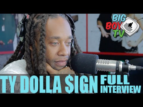 "Ty Dolla Sign on His New Album ""Free TC"", Having A Daughter, And More! (Full Interview) 