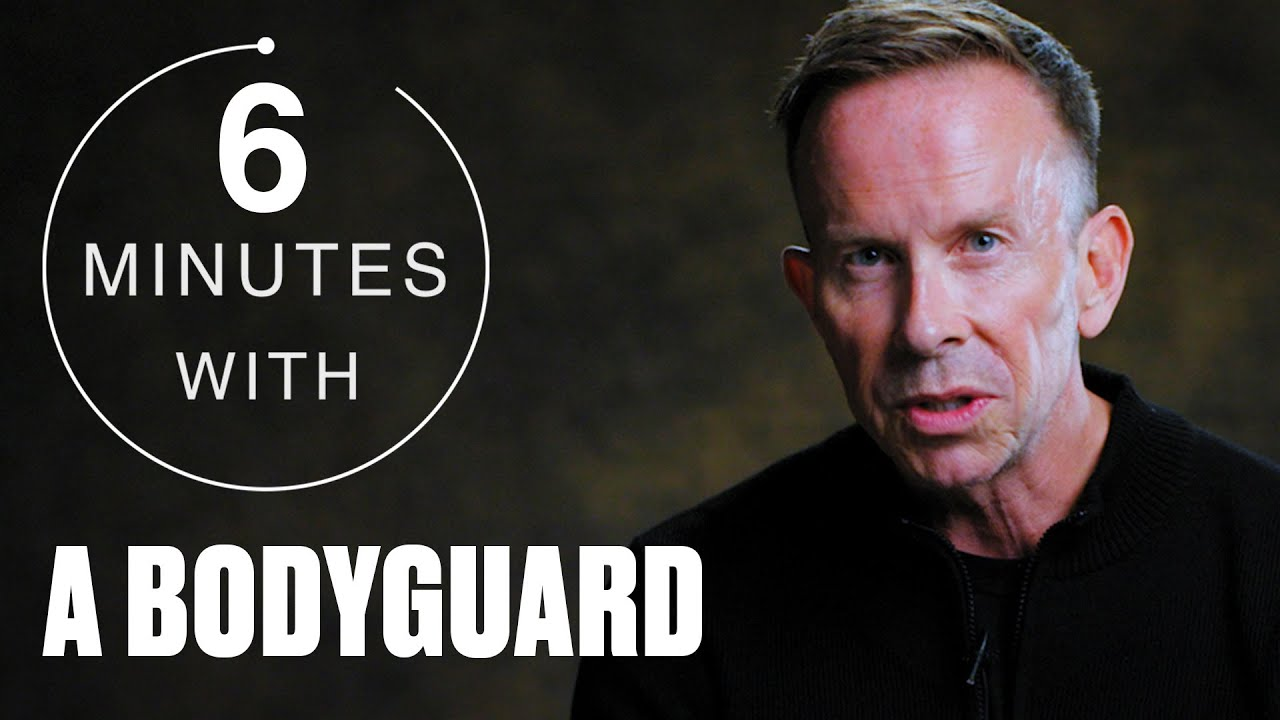 Bodyguard Explains How He Protects The Rich And Famous | Minutes With | UNILAD