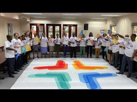 PAHO Barbados Office celebrates Universal Health Day 2019